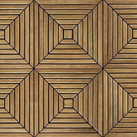 Teak Wood Tile - Sakkho - SO