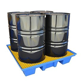 Spill Containment Bunds | Eco Bunded 230