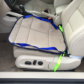 Car Seat Slide Pads
