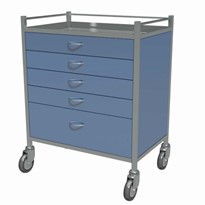 Paragon Emergency Equipment Trolley | AX 117