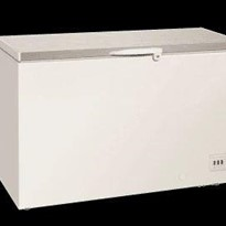 550 Litre Stainless Steel Top Check Freezer - ESS550H