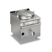 150L Direct Heating Gas Boiling Pan with Autoclave | Q90PF/G150A
