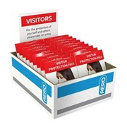 VISITORS SINGLE USE PROTECTION PACK BOX OF 30