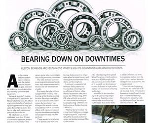 An example of coverage achieved for our clients - a full page in Australian Mining for Schaeffler Australia. This would be valued at more than $4500 in advertising rates, and was achieved for a fraction of the cost.