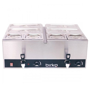 Double Bain Marie With Pans | Birko 1110102