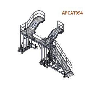 Safety Access Platform - CAT 994