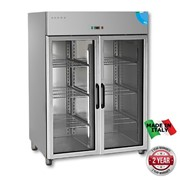 Premium Double Glass Door Upright Fridge TD1400TNG 1400 Litre