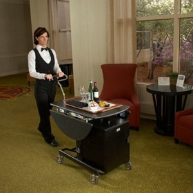 Room Service Tables | Bi-Fol.d and Tri-Fold