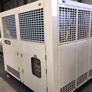 116KW Industrial Air Cooled Water Chiller