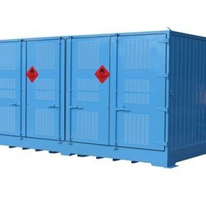 Dangerous Goods Stores | Outdoor Relocatable | 13,120L