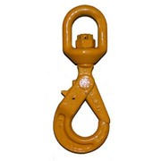 Swivel Self-Locking Lifting Chain Hooks  - G80