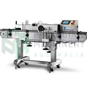 Wrap Around Labelling Machine | Pack Leader PL-501