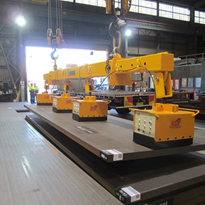 Electro Heavy Lifting Systems