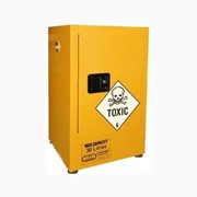 Toxic Substance Storage Cabinet | 205L V Drum 1Door BCTSS250LVD