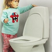 Child Friendly Junior Toilet