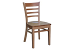 Timber Indoor Cafe Chair | Florence Chair