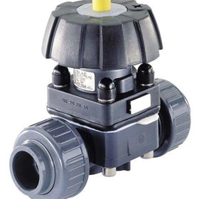 Manually Operated 2-Way Diaphragm Valve | Type 3232