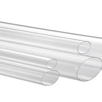 Thin Wall Clear Tubing
