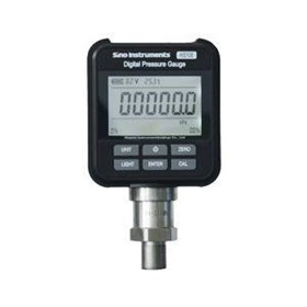 Digital Pressure Gauge | HS108