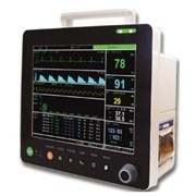 PM6000VCSP Veterinary Patient Monitor - ECG/NIBP/TEMP/SPO2/ETCO2