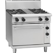 Gas Range Electric Static Oven Waldorf 800 Series RN8510GE - 750mm