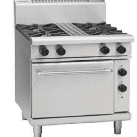 Gas Range Electric Static Oven 800 Series RN8510GE - 750mm