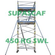 Scaffold Monthly Special | EASYSCAF 6.2m 2level Mobile Scaffold