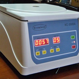 XC-3000A Dual Sample Veterinary Centrifuge