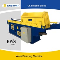 UK Enerpat Wood Shaving Machine | Wood Shaver | Wood Shaving Mill