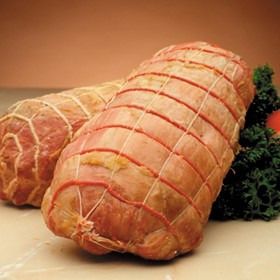 Meat Packaging | Elastic Netting | ennio TY-Net™ Patented