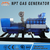 Newly Designed Natural Gas Cogenerator - 400kw