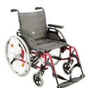 Breezy Basix Manual Wheelchair