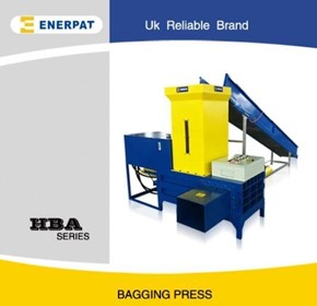 Universal Economic Cotton Seed Bagging Baler Machine