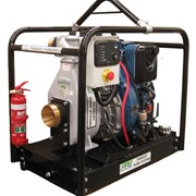 Fire Pump with Hatz diesel engine B13HD D series