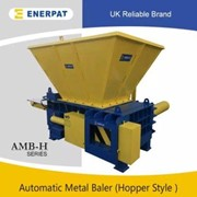 Universal Scrap Metal Baler for Aluminum Chips | AMB-H1612