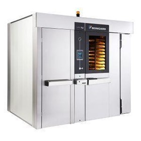 Bongard Gas Rack Oven - 12.84Mg
