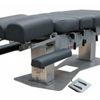 ABCO 3 Drop Elevation Chiropractic Table