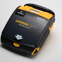 Defibrillators - Physio-Control LifePak - CR Plus AED