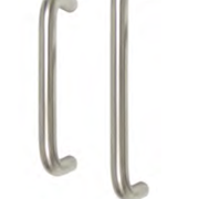 Door Handles | Stainless Steel D-Pulls – Solid