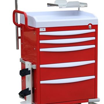 Quattro Emergency Cart | Model 1467A