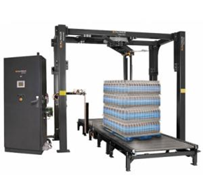 In-line Rotary Arm Pallet Wrapping Machine | WCRT-200