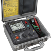 High Voltage Insulation Tester - Kyoritsu 3128