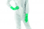 Disposable Coverall with Hood | BioClean-D