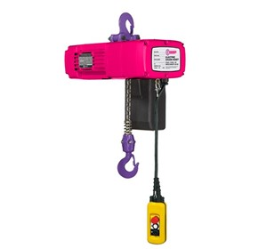 Challenger | Electric Chain Hoists