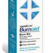 mundicare® Burnaid® Burn Kit | All in One Kit