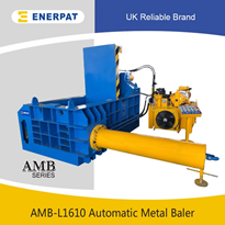 Automatic Metal Balers for Compact Scrap Metal 160Tons