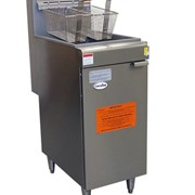 Single Tank 400mm Tube Fryer