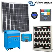 Victron | Powered Off Grid Solar Kit – Trina Solar Panels