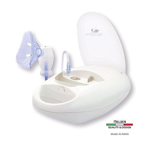 Asthma Care / Nebulisers For Home | AiroFamily Max