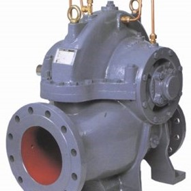 TDA Pumps | Centrifugal Pumps | Horizontal Split Case Pumps